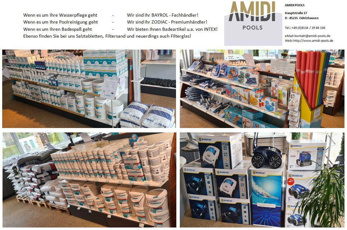 Wir sind ihr BAYROL-Fachhändler & ZODIAC-Premiumhändler